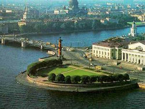 Апартаменты у Петропавловской крепости