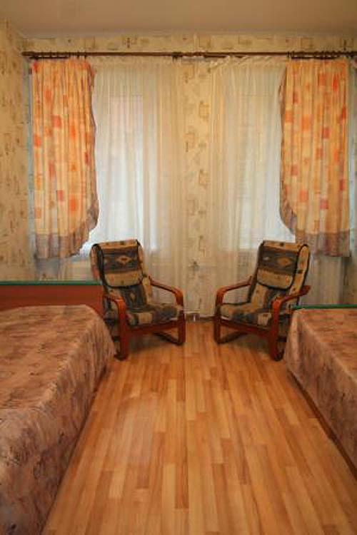 Апартаменты в центре Петербурга