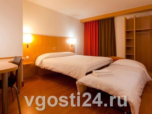 3-звездочный отель расположен в самом сердце санкт-петербурга