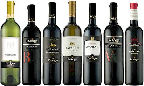 Итальянская Вино