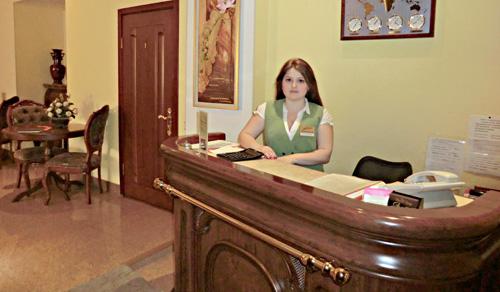 мини отель у камина пр.загородный